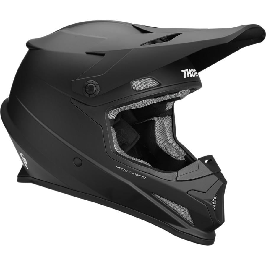 Thor Sector Black Helmet Image