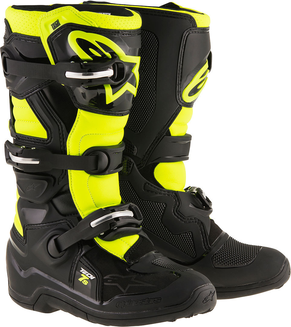 Alpinestars Tech 7S Youth Boots Image