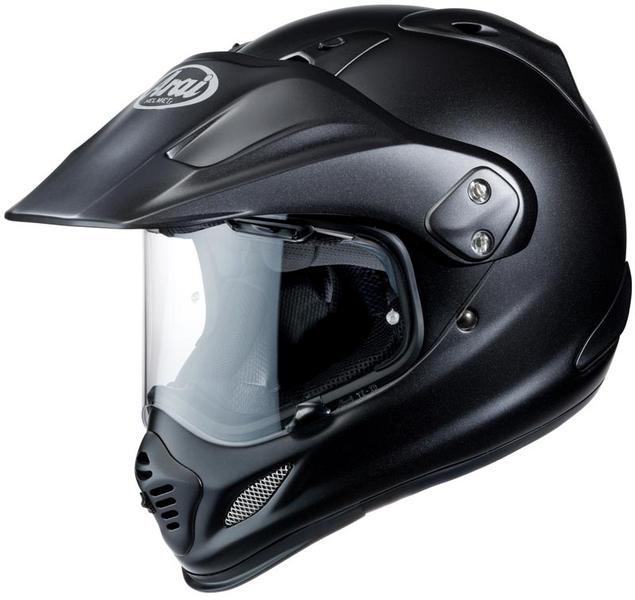 Arai Tour-X4 Frost Black Helmet Image