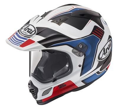 Arai Tour-X4 Vision Helmet Red Image