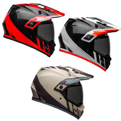 Bell MX-9 Adventure MIPS Dash Helmet Image
