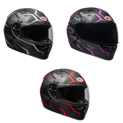 Bell Qualifier Stealth Camo Helmet Image