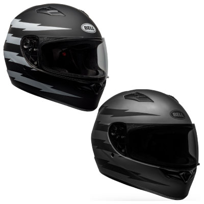 Bell Qualifier Z-Ray Helmet Image