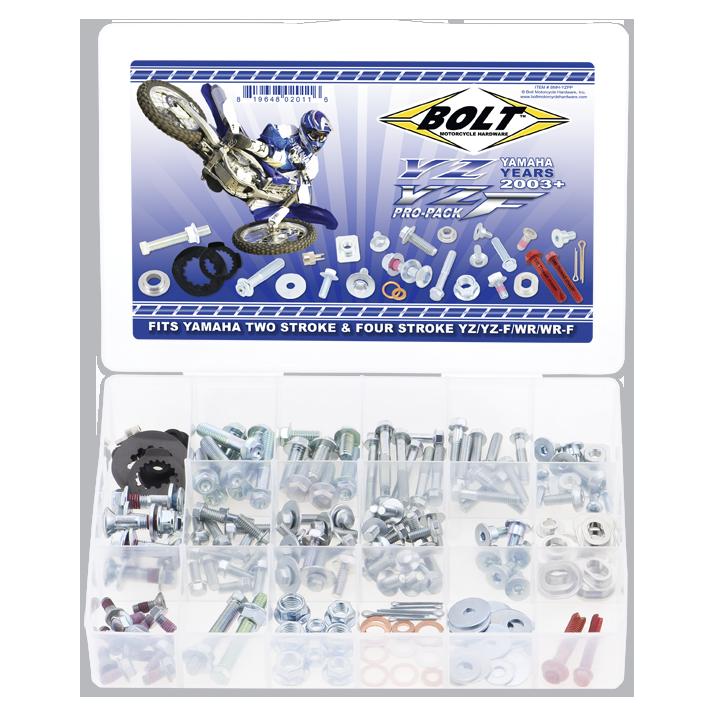 Bolt Pro Pack Yamaha Big Box Image