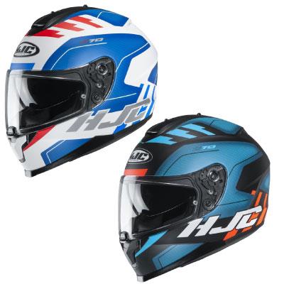 HJC C70 Koro Helmet Image