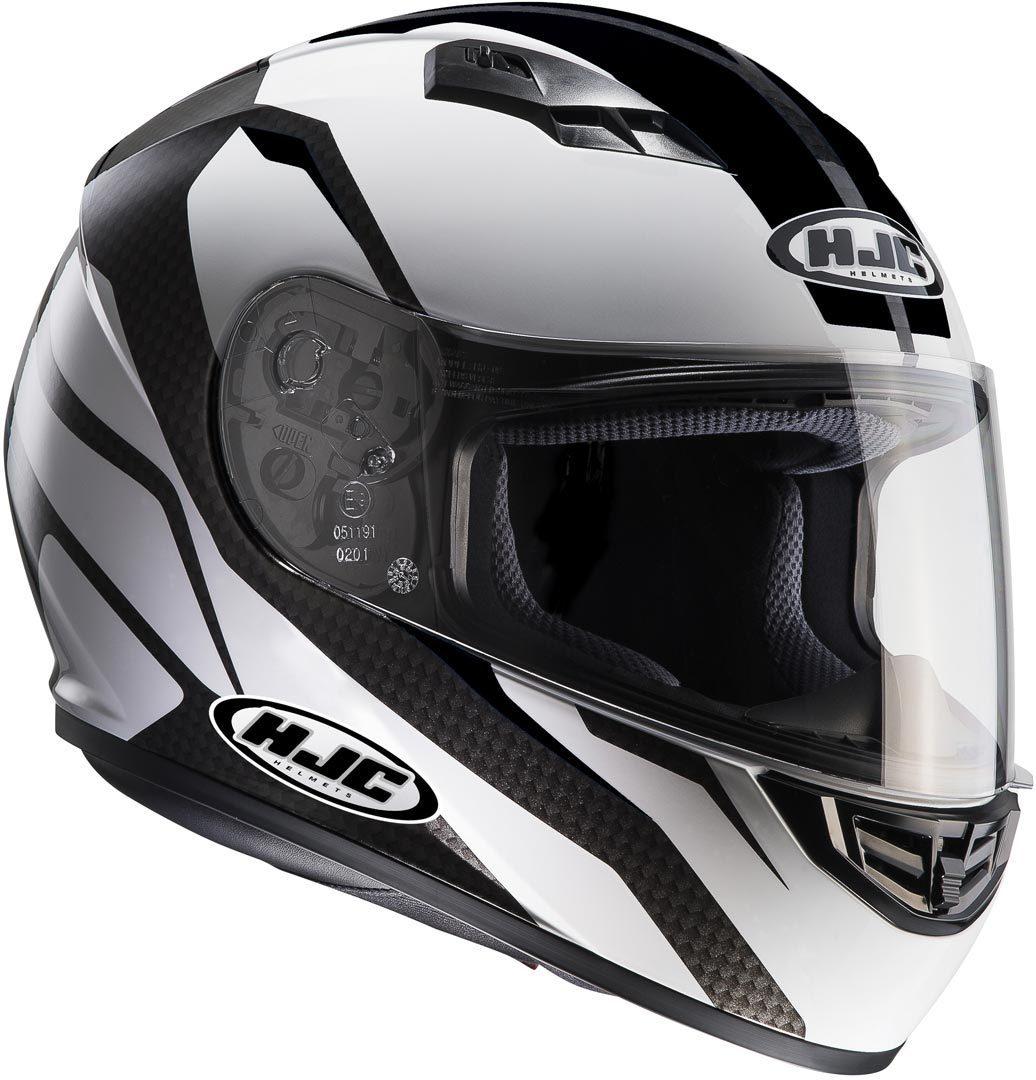 HJC CS-15 Sebka Helmet White Image