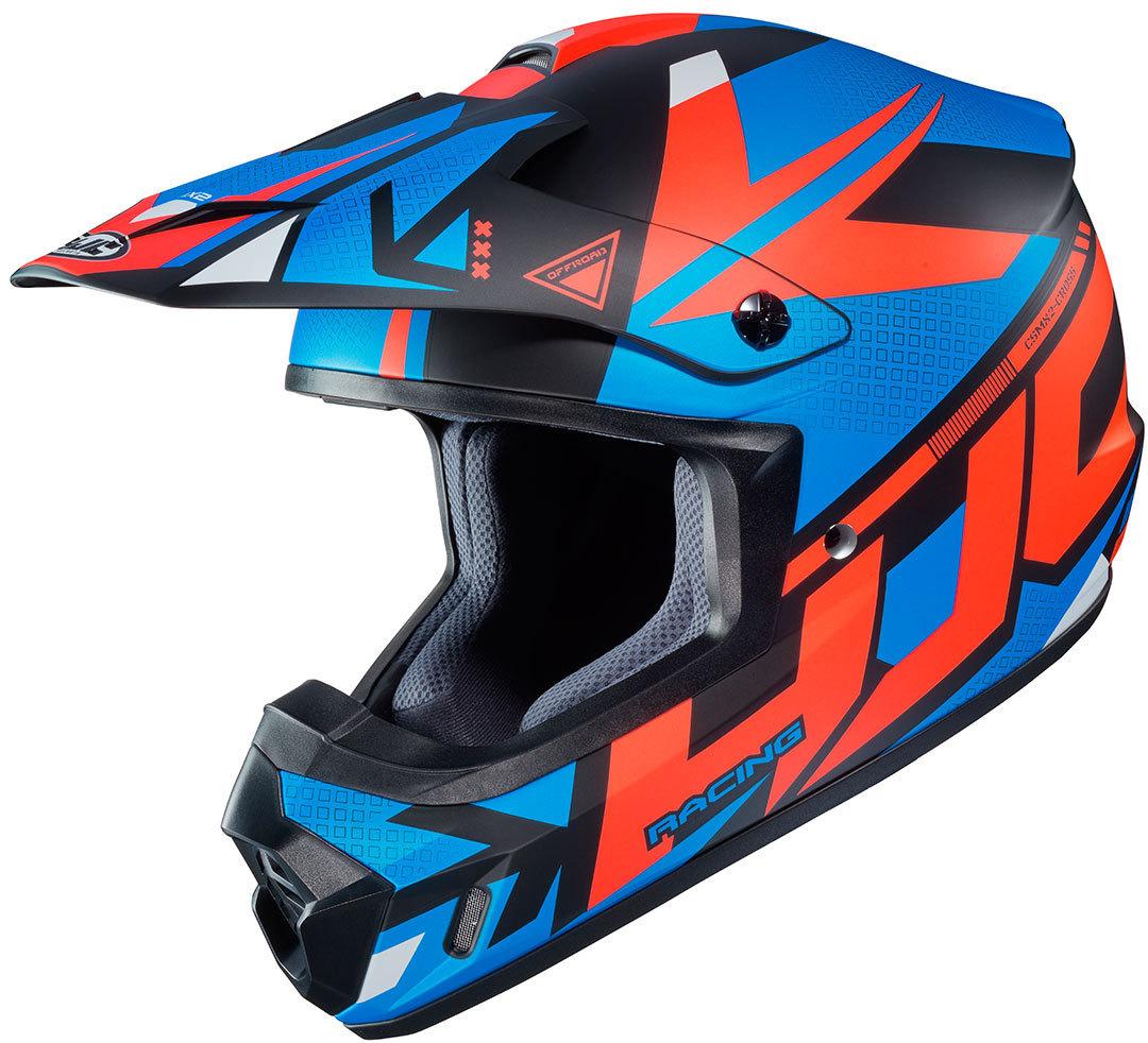 HJC CS-MX II Madax Motocross Helmet Image
