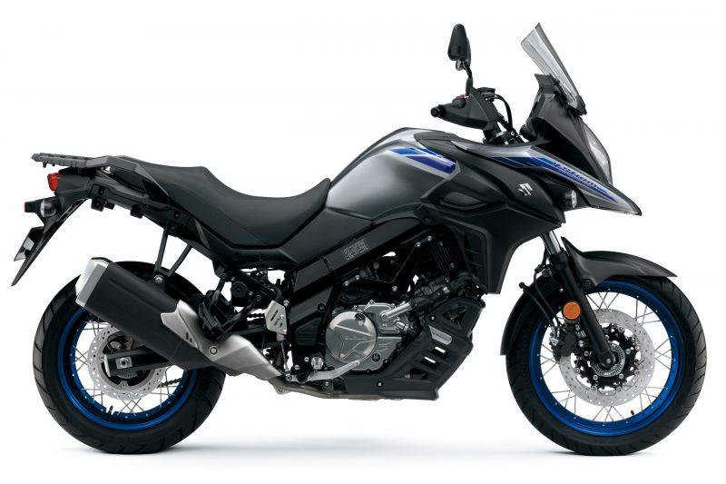 Suzuki DL650 Blue