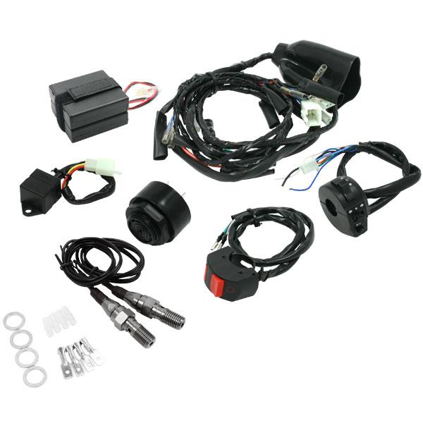 DRC EZ Electric Wire Kit Image