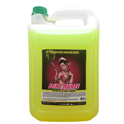 Dirt Nurse Hard Core Degreaser 5L Image