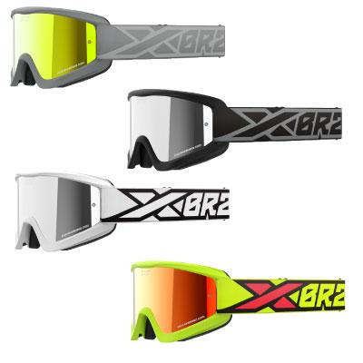 Eks Brand Flatout Goggles Mirror Image