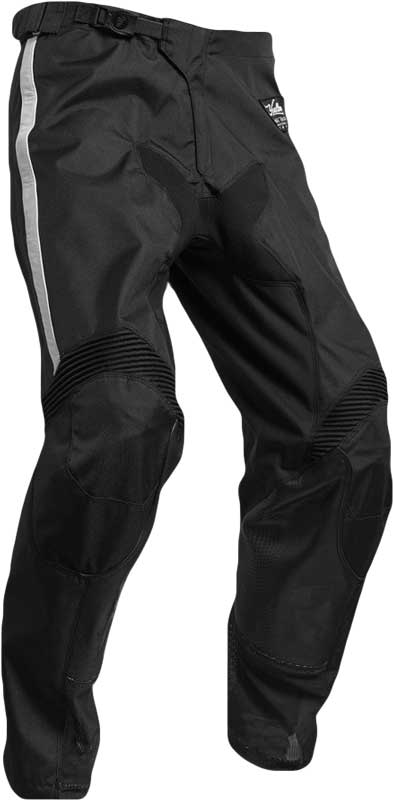 Thor Hallman ringer black/white pants Image