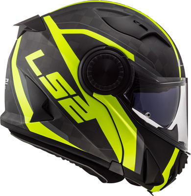 LS2 FF313 Vortex Frame Helmet Image
