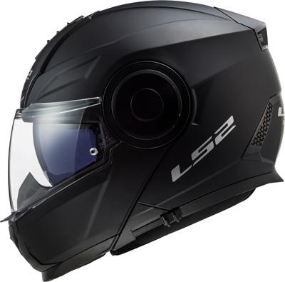 LS2 FF902 Scope Solid Helmet - Matt Black Image