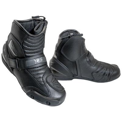 YesBike Short Superbike Boots Image