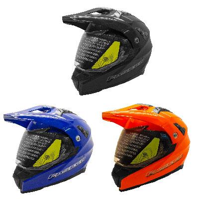 Faseed FS-606 Adventure Helmet Solid Image