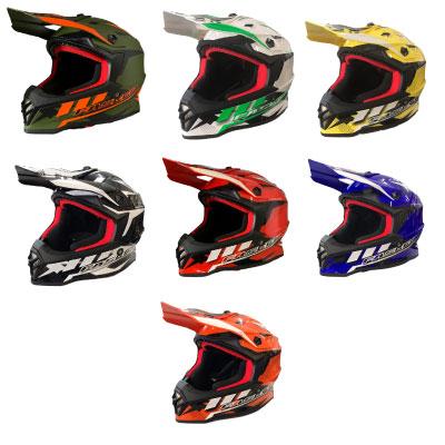 Faseed 608 Youth MX Helmet Image