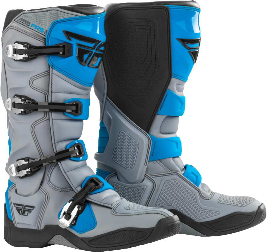 Fly FR5 Boot - Grey/Blue Image