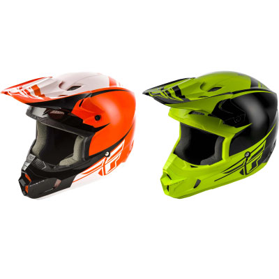 Fly Kinetic Sharp Helmet Image