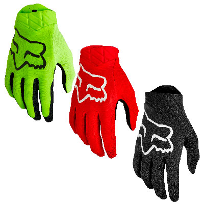FOX Airline Motocross Gloves Image