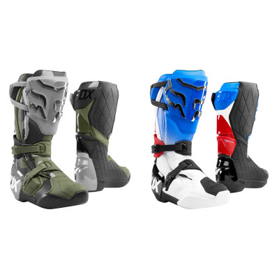 Fox Comp R Boots Image