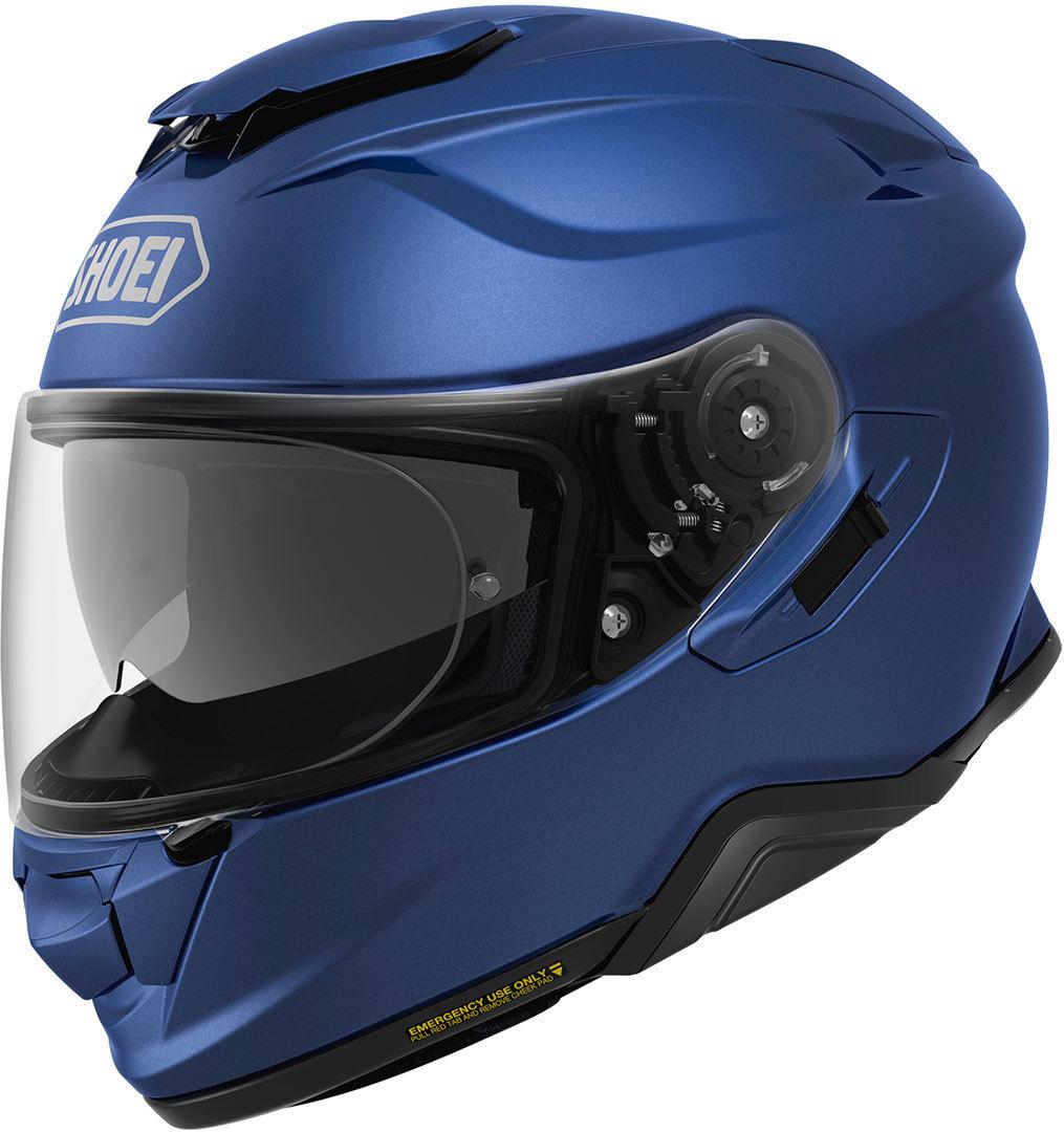 Shoei GT-Air 2 Matt Helmet Blue Image
