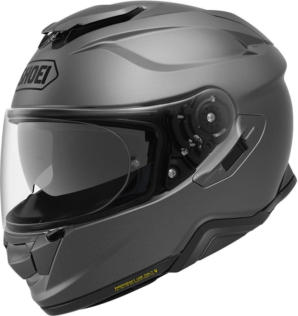 Shoei GT-Air 2 Matt Helmet - Grey Image