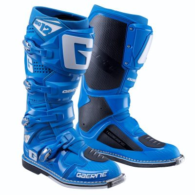 Gaerne SG-12 Boots Limited Edition - Blue Image