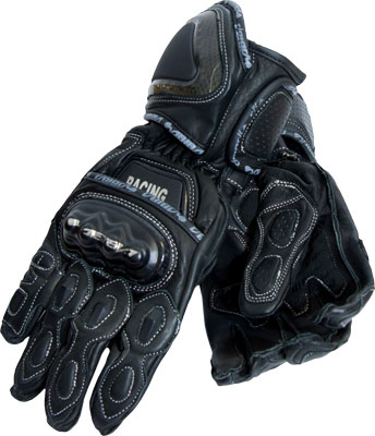 Long Leather Glove Image