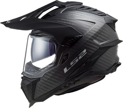 LS2 MX701 Explorer C Carbon Adventure Helmet Image