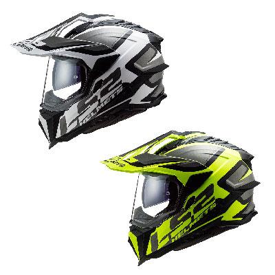 LS2 MX701 Explorer HPFC Alter Adventure Helmet Image