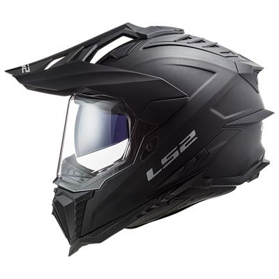 LS2 MX701 Explorer HPFC Solid Adventure Helmet Image