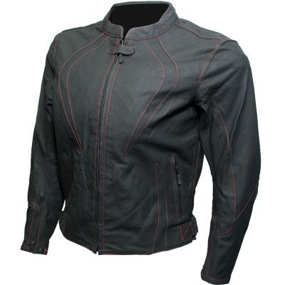 Ladies Leather Jacket Image