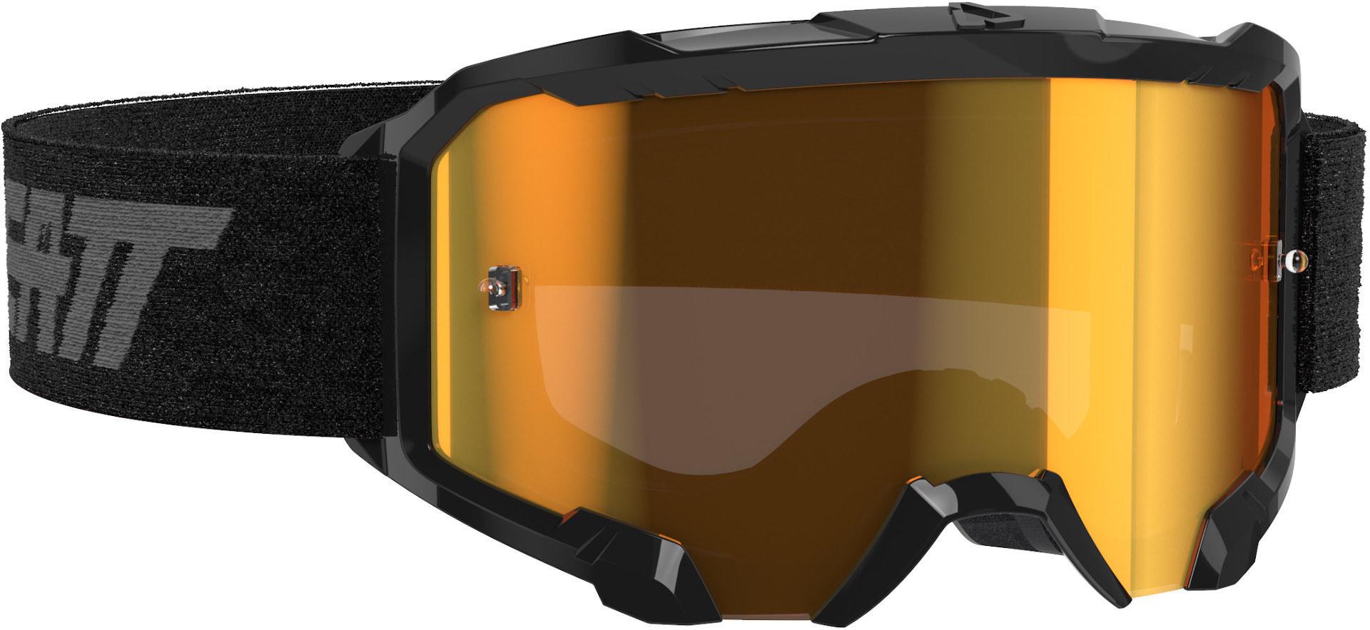 Leatt Velocity 4.5 Goggle Black Bronze 22% Image