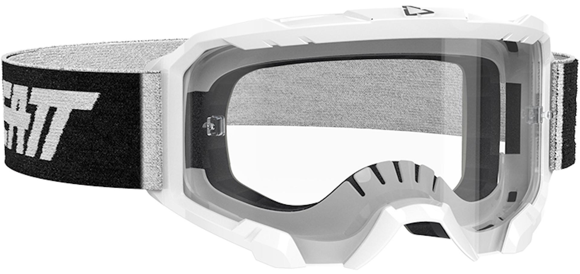 Leatt Velosity 4.5 Goggle White Clear 83% Image