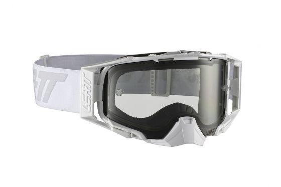 Leatt Velocity 6.5 White/Grey Image