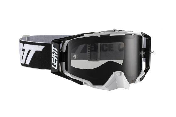 Leatt Velocity 6.5 Black/White Smoke Image