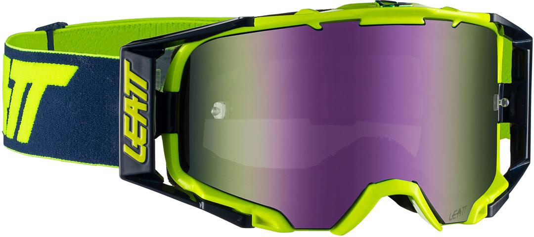 Leatt Velocity 6.5 Iriz Ink/Lime Purple Image