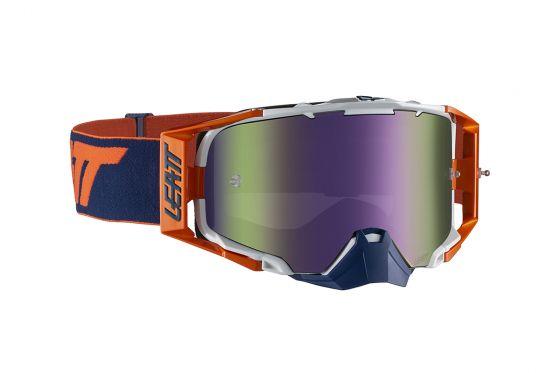 Leatt Velocity 6.5 Iriz Orange/Ink Purple Image