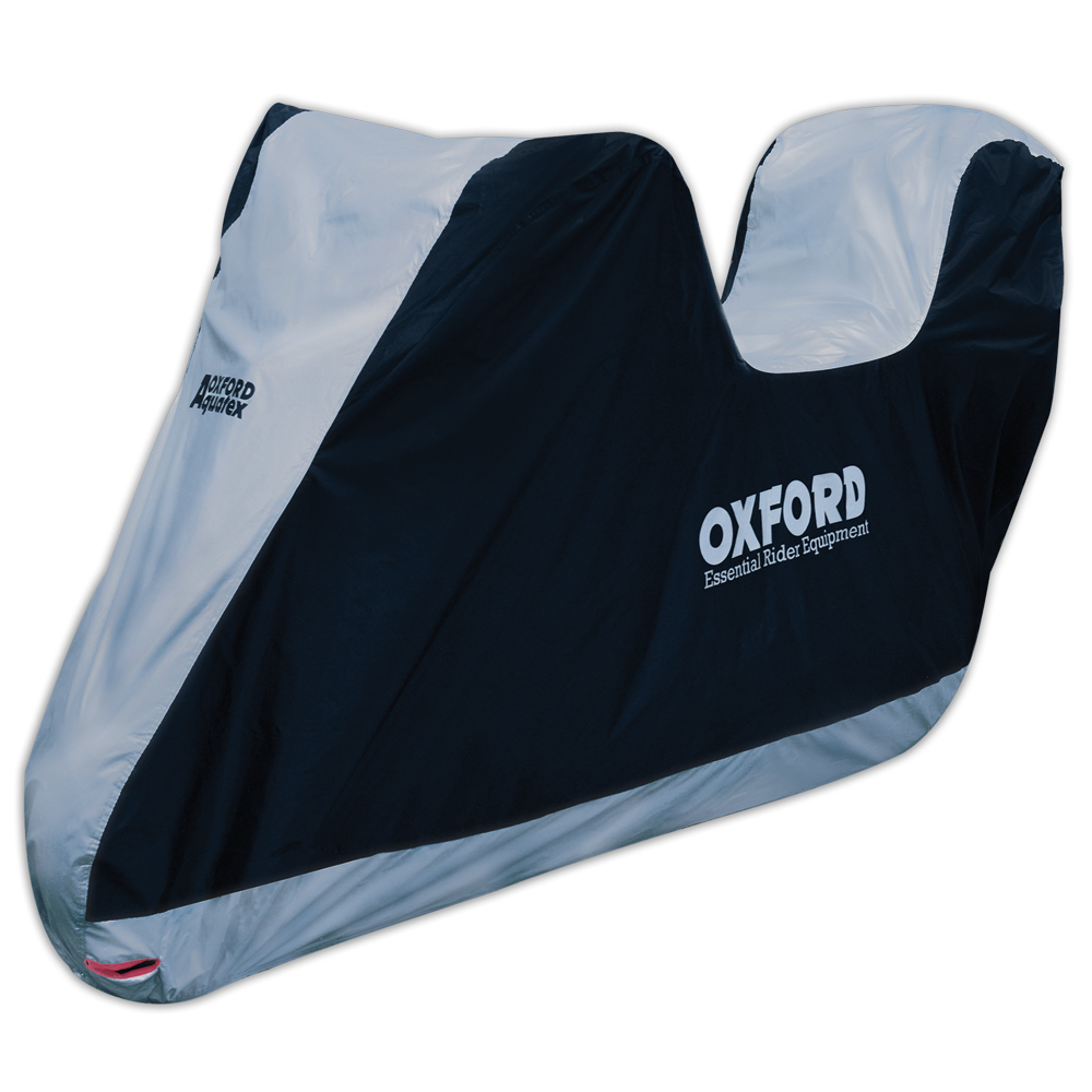 Oxford Aquatex Bike Cover (Top Box) XL Image