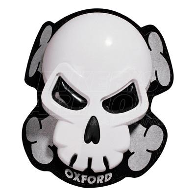 Oxford Skull Knee Sliders Image