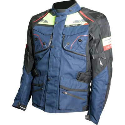 V-Moto Explorer Jacket Image
