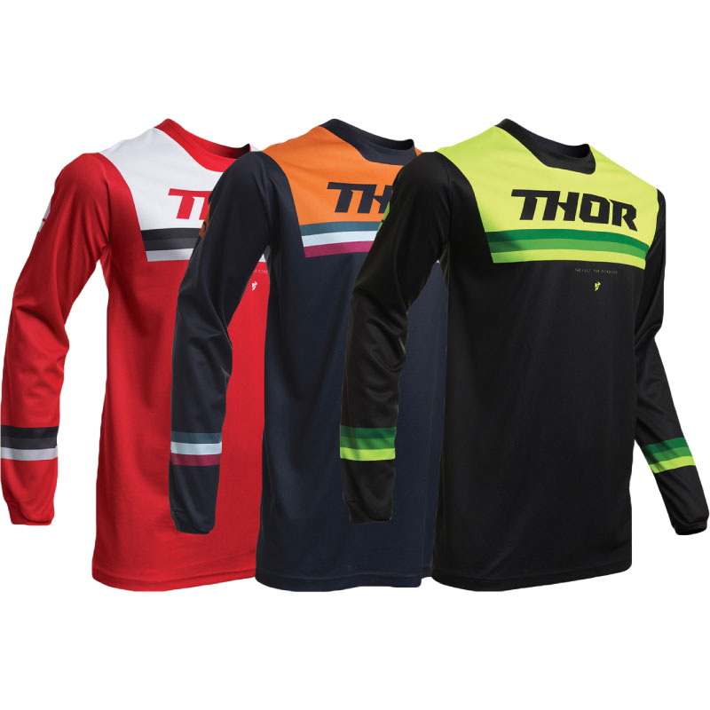 Thor Pulse Pinner Jersey Image