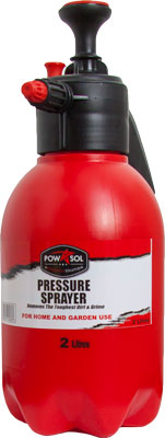 Powasol Pressure Wash Spray Bottle (2L) Image