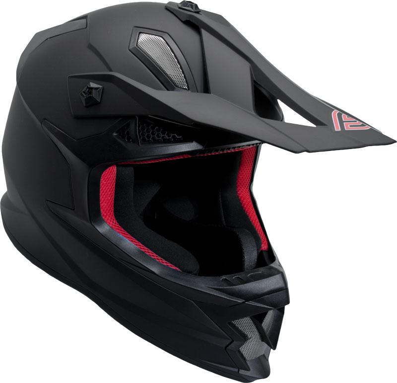 Faseed FS 609 Helmet Matt Black Image