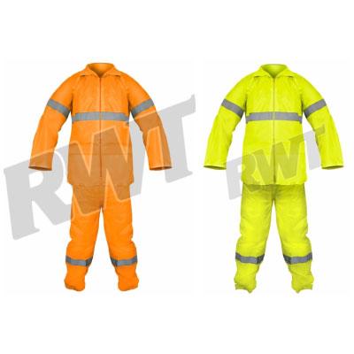 Hi-Viz Rainsuit - Various Colours Image