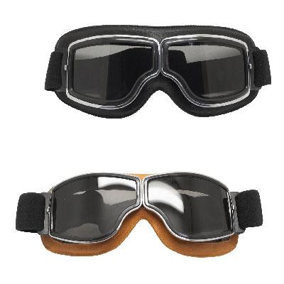 Retro Goggle Leather Image