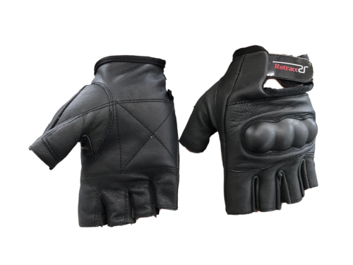 Rotracc Finger less Leather Glove Image