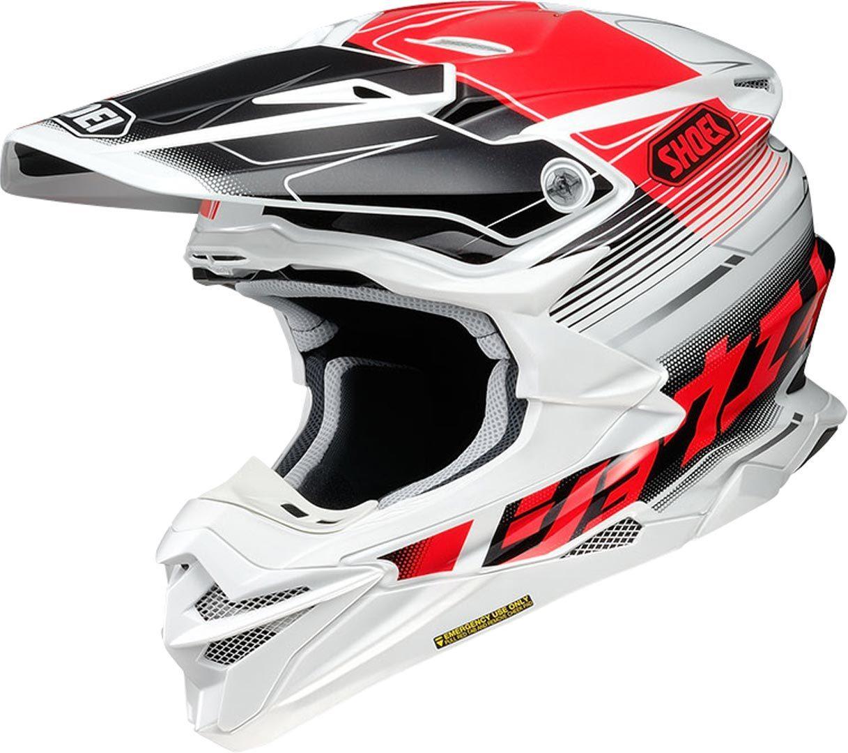 Shoei VFX-WR Zinger Helmet TC-1 Image