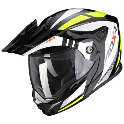 Scorpion ADX-1 Adventure Helmet Lontano Image